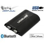 Dension 500S BT iPod-USB-AUX
